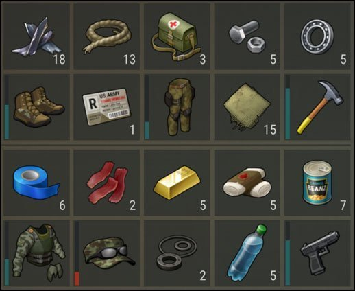 Last Day on Earth Survival Crashed Plane Event all of the loot and items