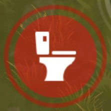 Last Day on Earth survival how to pee toilet icon