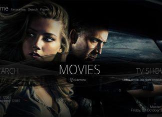 Kodi Krypton Cinema Build movies