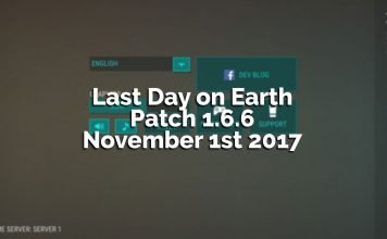 Last Day on Earth: Survival Patch 1.6.6