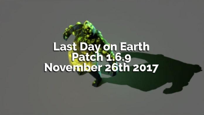 last day on earth survival patch 1.6.9
