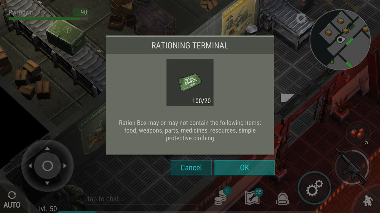Last Day on Earth Survival Ration Box loot opening ration box possible rewards