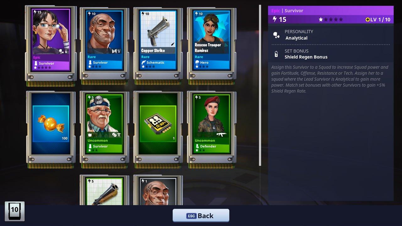 Fortnite Silver Llama rewards