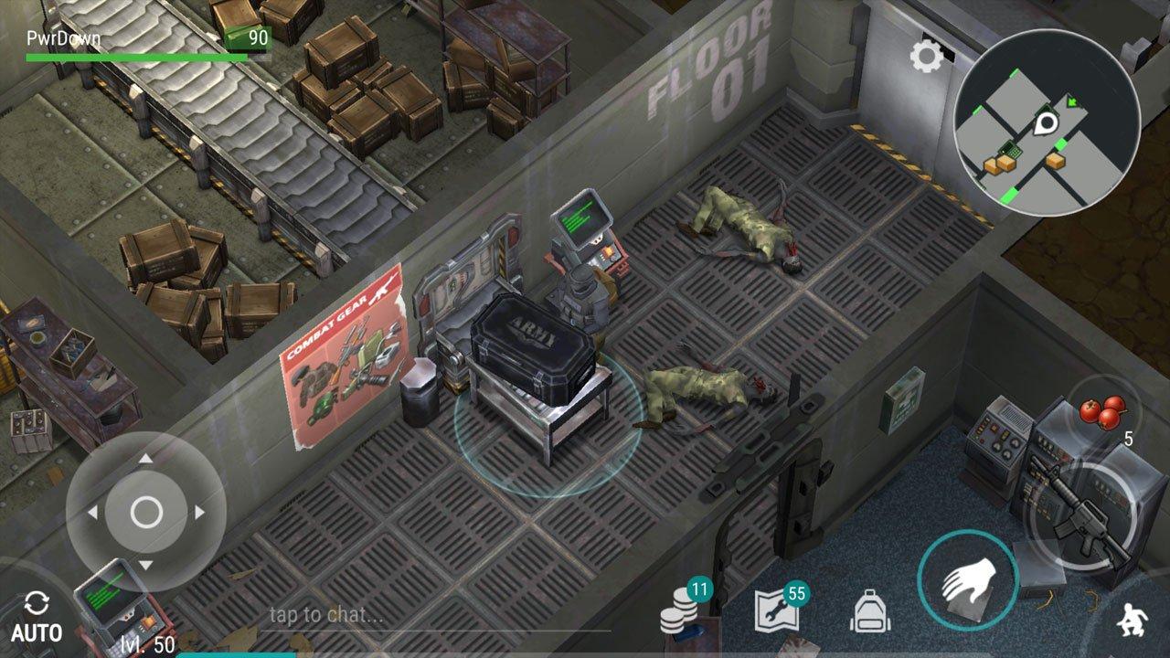 Bunker Alfa coupon terminal