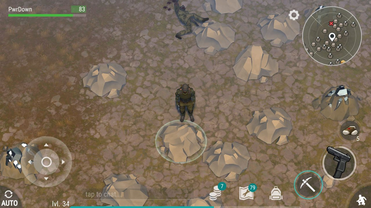 Last Day on Earth Survival Yellow Zones more resources including trees, stone and iron