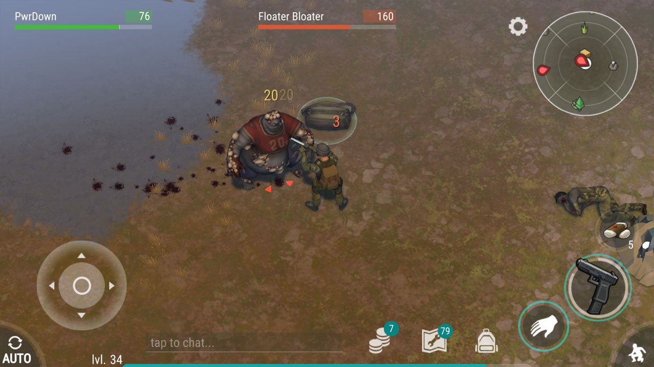 Last Day on Earth Survival Yellow Zones Floater Bloaters