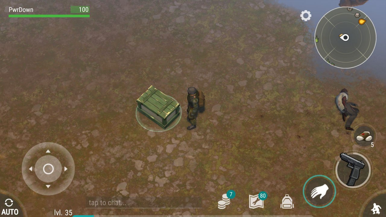 Last Day on Earth Survival Yellow Zones loot containers
