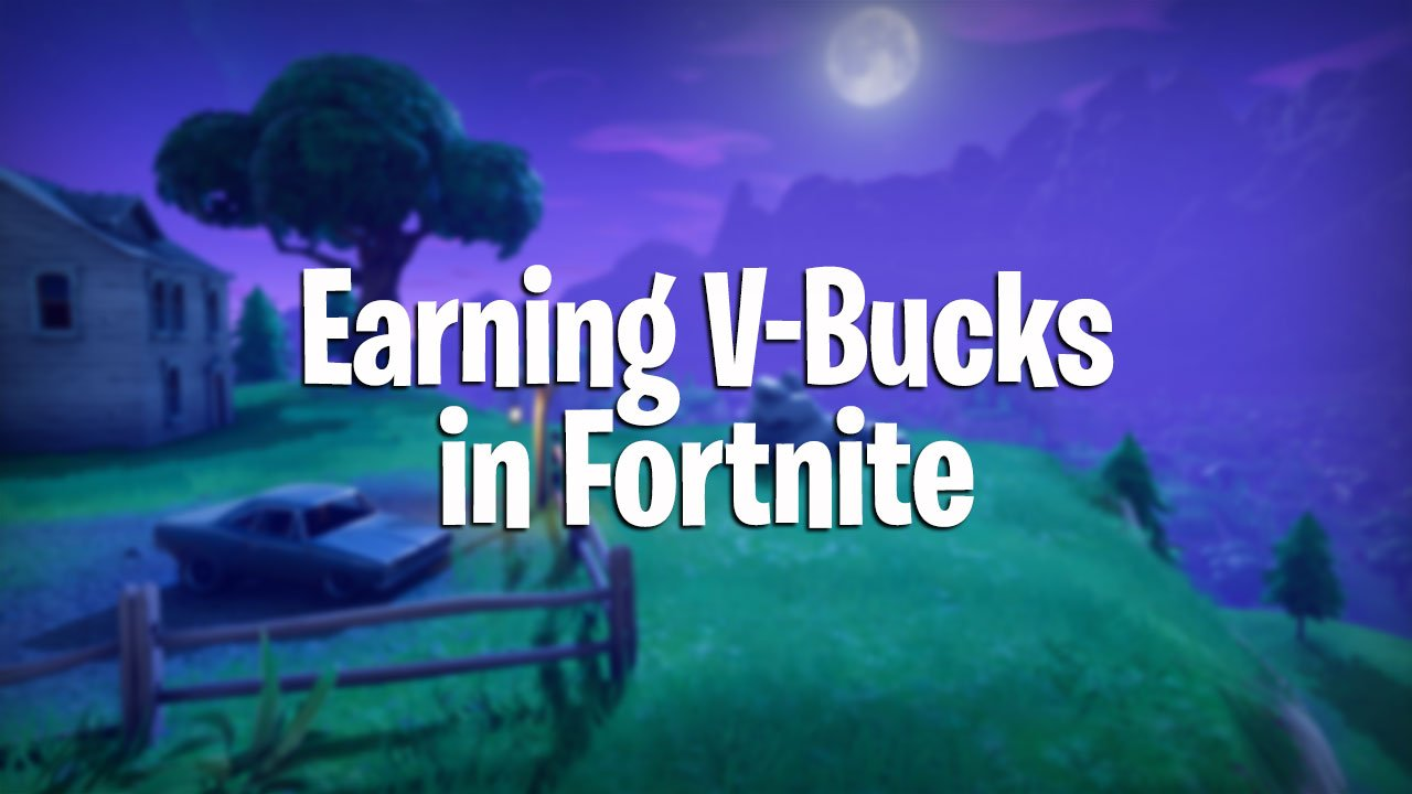 Freevbucks Co how to earn free v-bucks in fortnite battle royale & pve