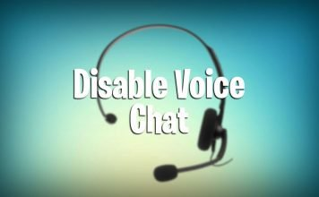 How to disable voice chat in Fortnite Battle Royale