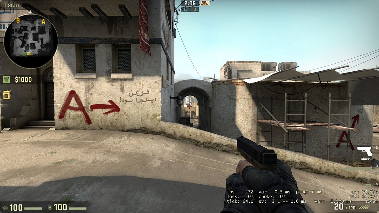 Csgo launch options for more fps
