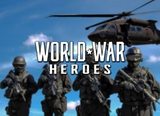 world war heroes how to change your server