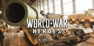 World War Heroes how to change graphics settings