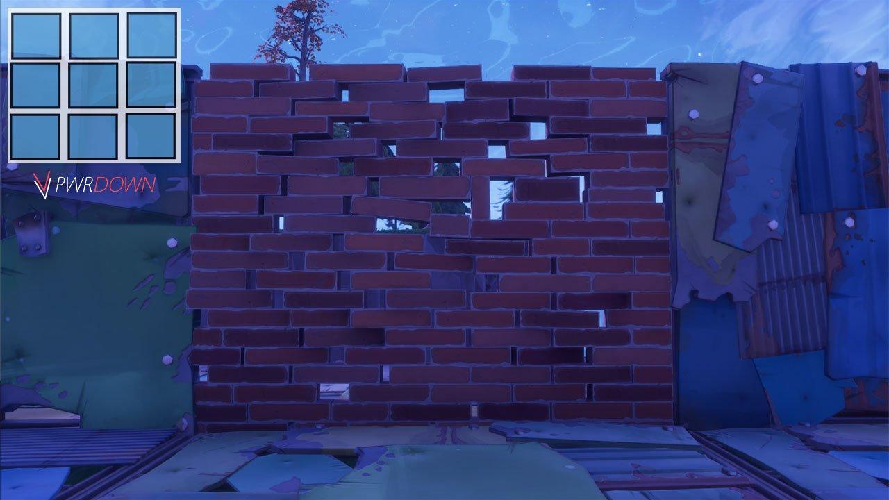 Build A Wall Button