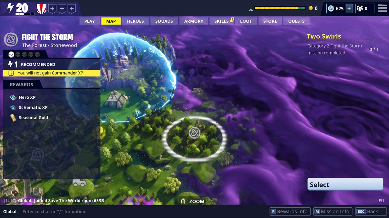 How to find Stone in Fortnite Battle Royale