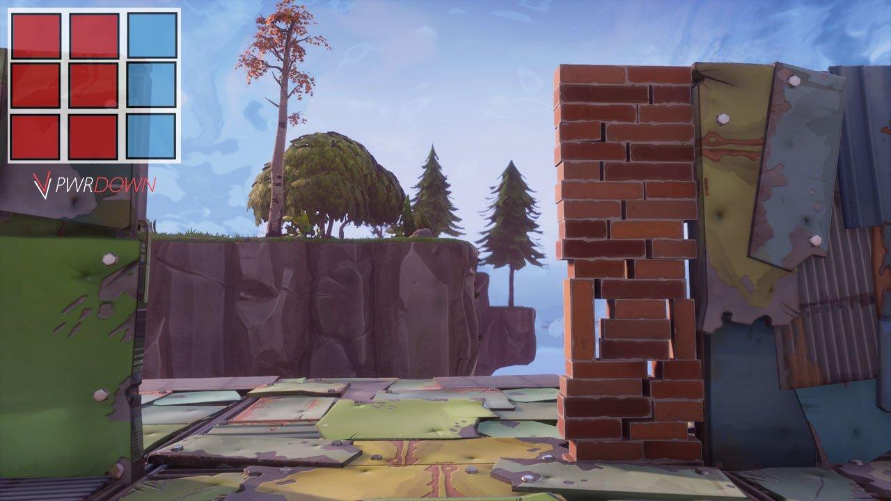 Fortnite Battle Royale Wall Designs Amp Building Guide