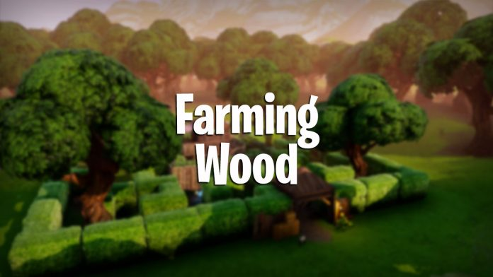 How to farm wood in Fortnite PvE and Fortnite Battle Royale