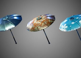 Fortnite Battle Royale how to unlock the umbrella