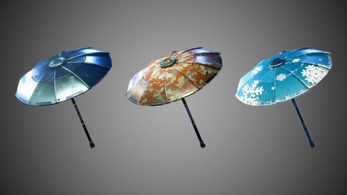 Fortnite Battle Royale how to unlock the umbrella