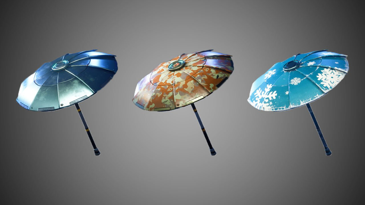 Fortnite Battle Royale How To Unlock The Umbrella Pwrdown