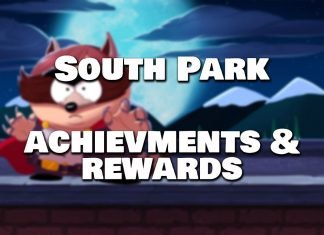 south park phone destroyer achievements and rewards