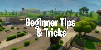fortnite beginners guide tips tricks