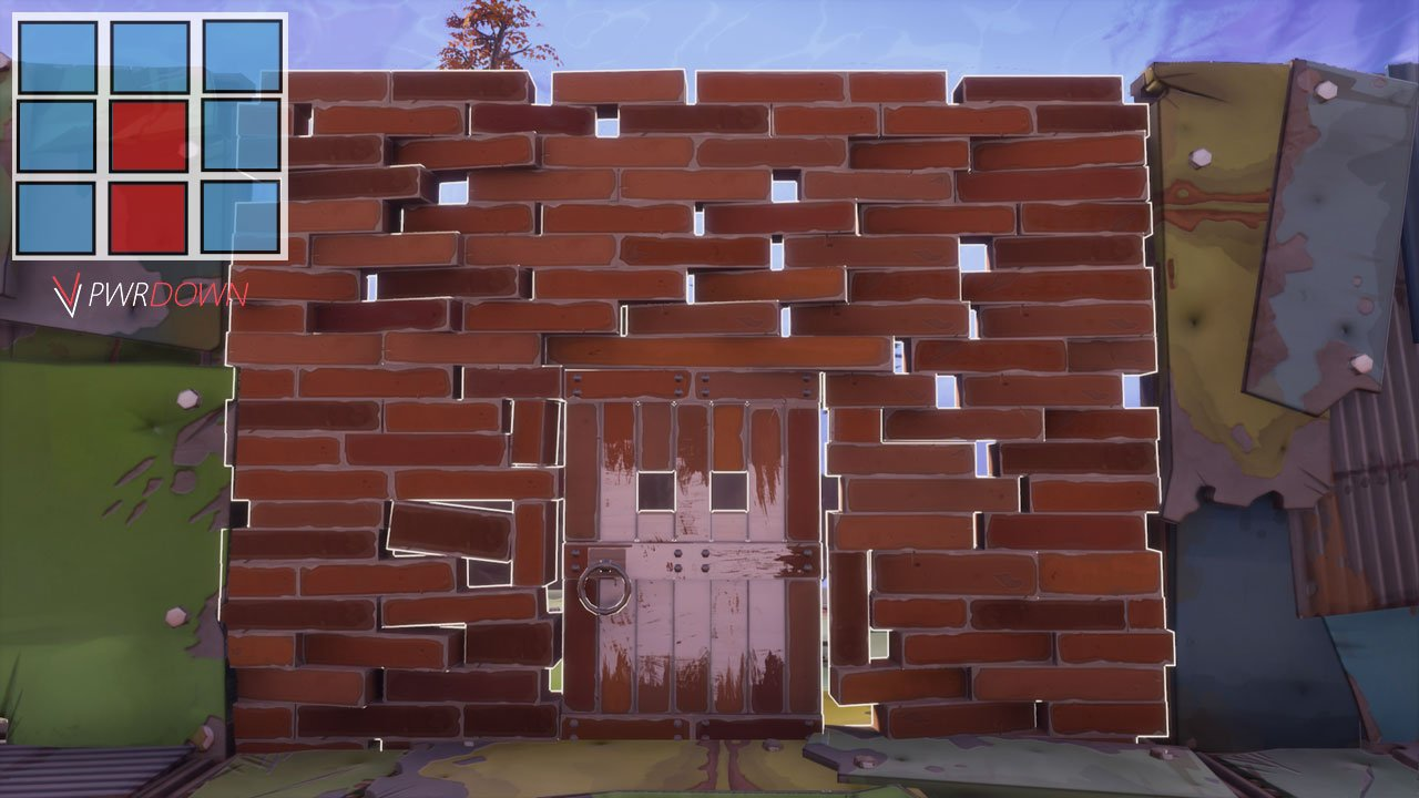 Building A Door On The Wall Fortnite