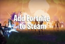 how to add fortnite battle royale to steam