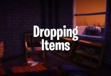 How to drop items in Fortnite Battle Royale