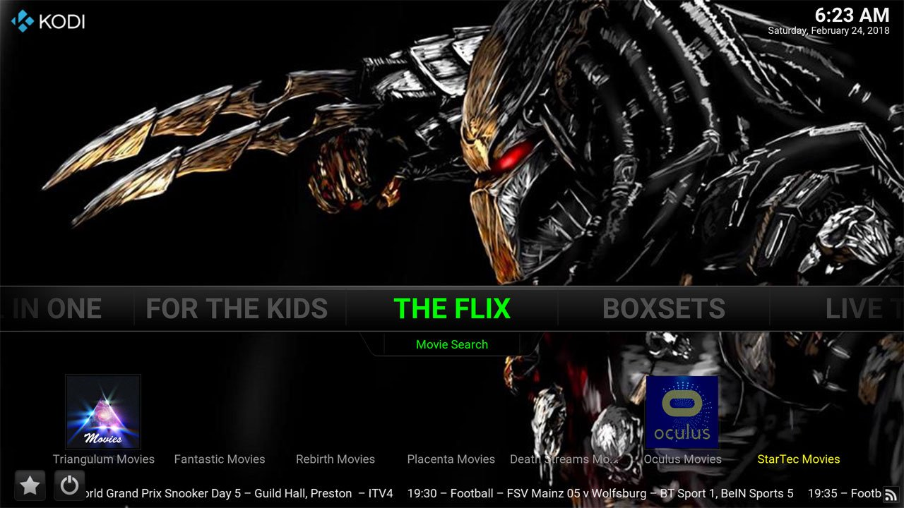 Flix Download how to download & install the titanic build for kodi krypton