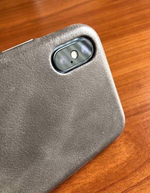 camera crevasse around jisoncase leather