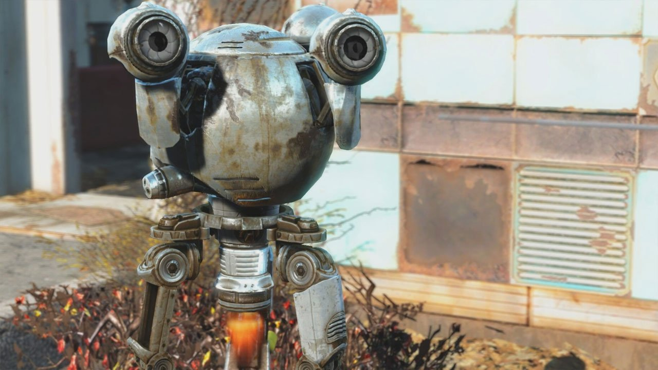 fallout 4 best companion mods for ps4 enhanced companion storage