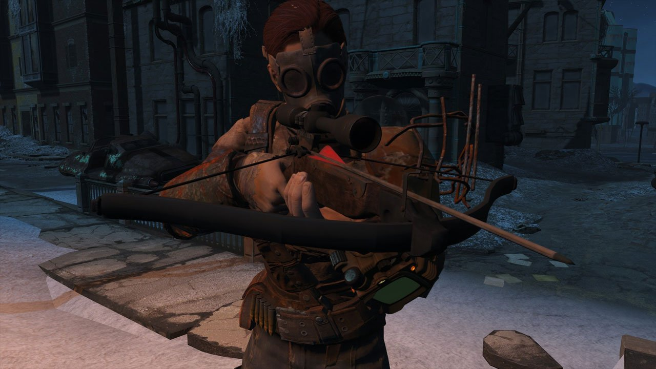 fallout 4 best mods for xbox one crossbows of the commonwealth
