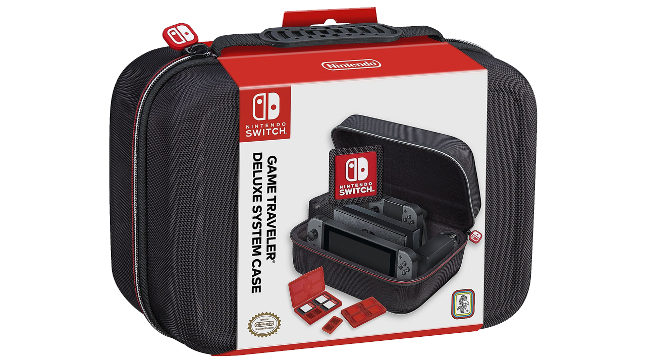 Deluxe System Case for Nintendo Switch