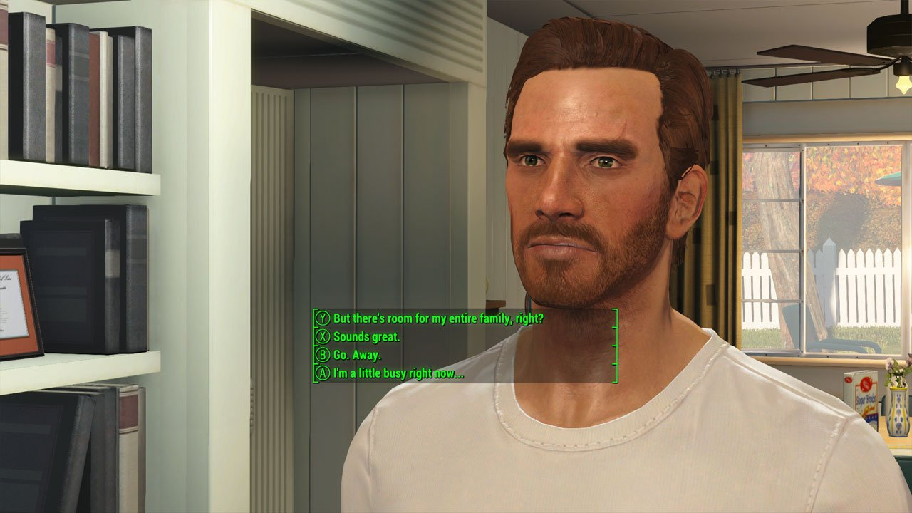 fallout 4 best mods for xbox one full dialogue interface