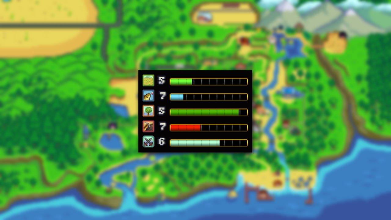 Stardew Valley Character Mods