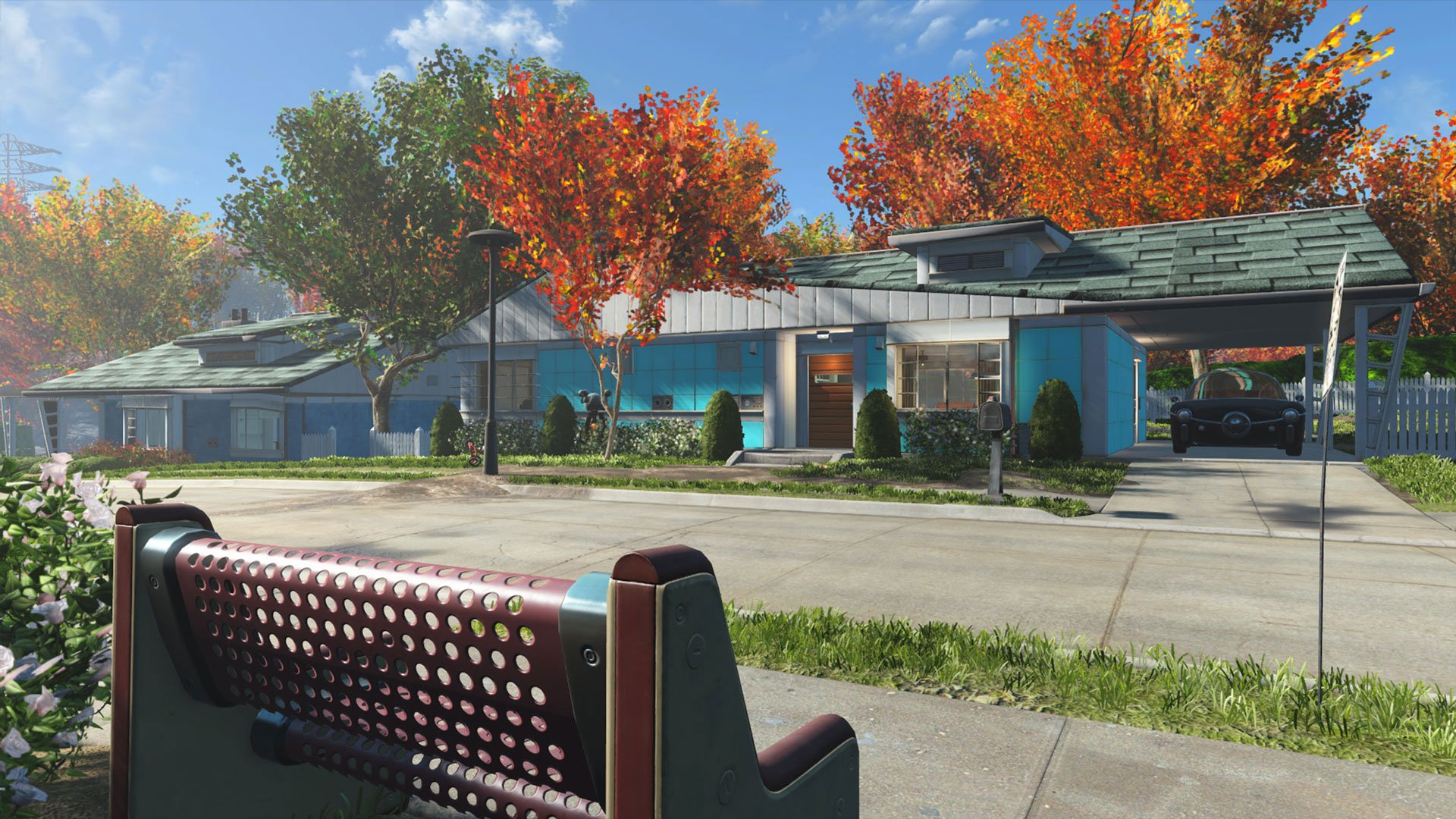 fallout 4 settlement and building mods for ps4 no build limit