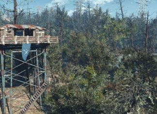 fallout 4 minuteman watchtowers mod