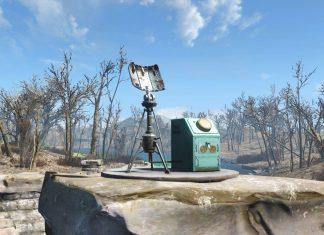 fallout 4 settlement radar station mod