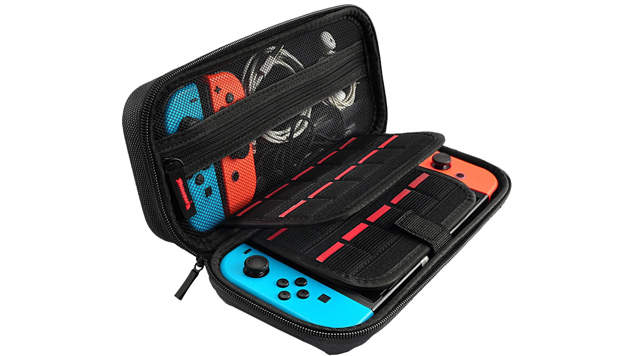 Hard Shell Carry Case for Nintendo switch
