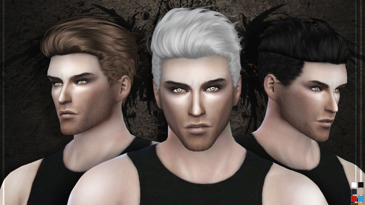 sims 4 haunting hair style mod