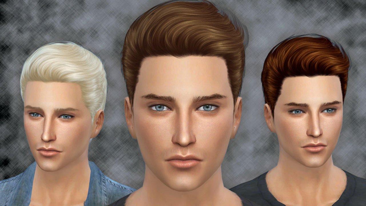 sims 4 nicholas hair style mod
