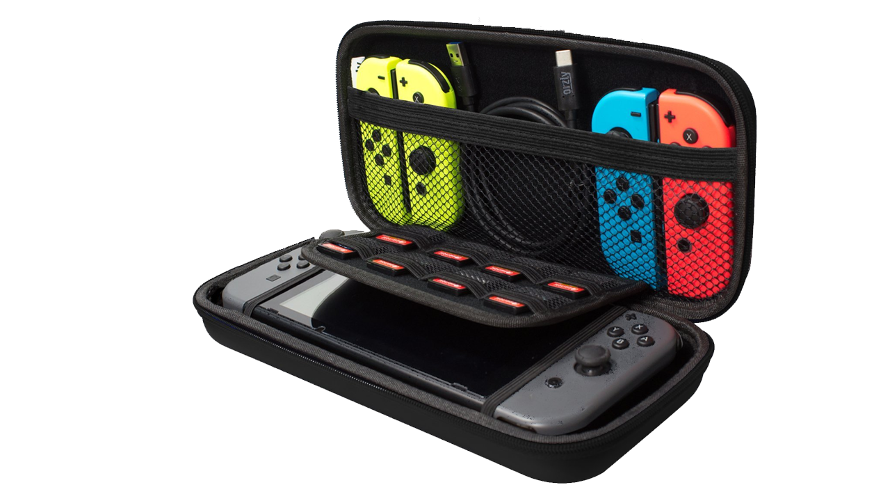 Orzly Switch Hard Shell case