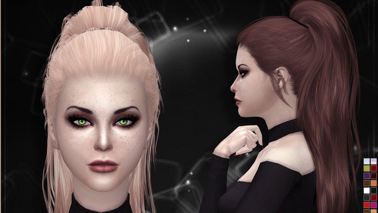 sims 4 paradox hair style mod
