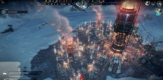 how to rotate buildings in frostpunk