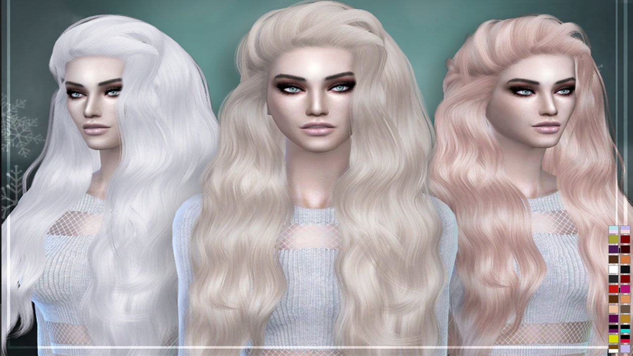Best Sims 4 Mods For Hair Styles In 2018 Pwrdown