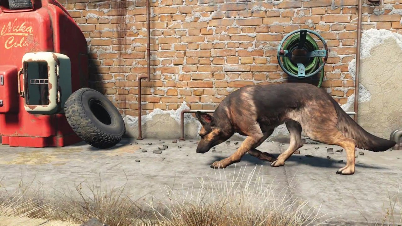 fallout 4 best mods for xbox one dogmeat permanent companion