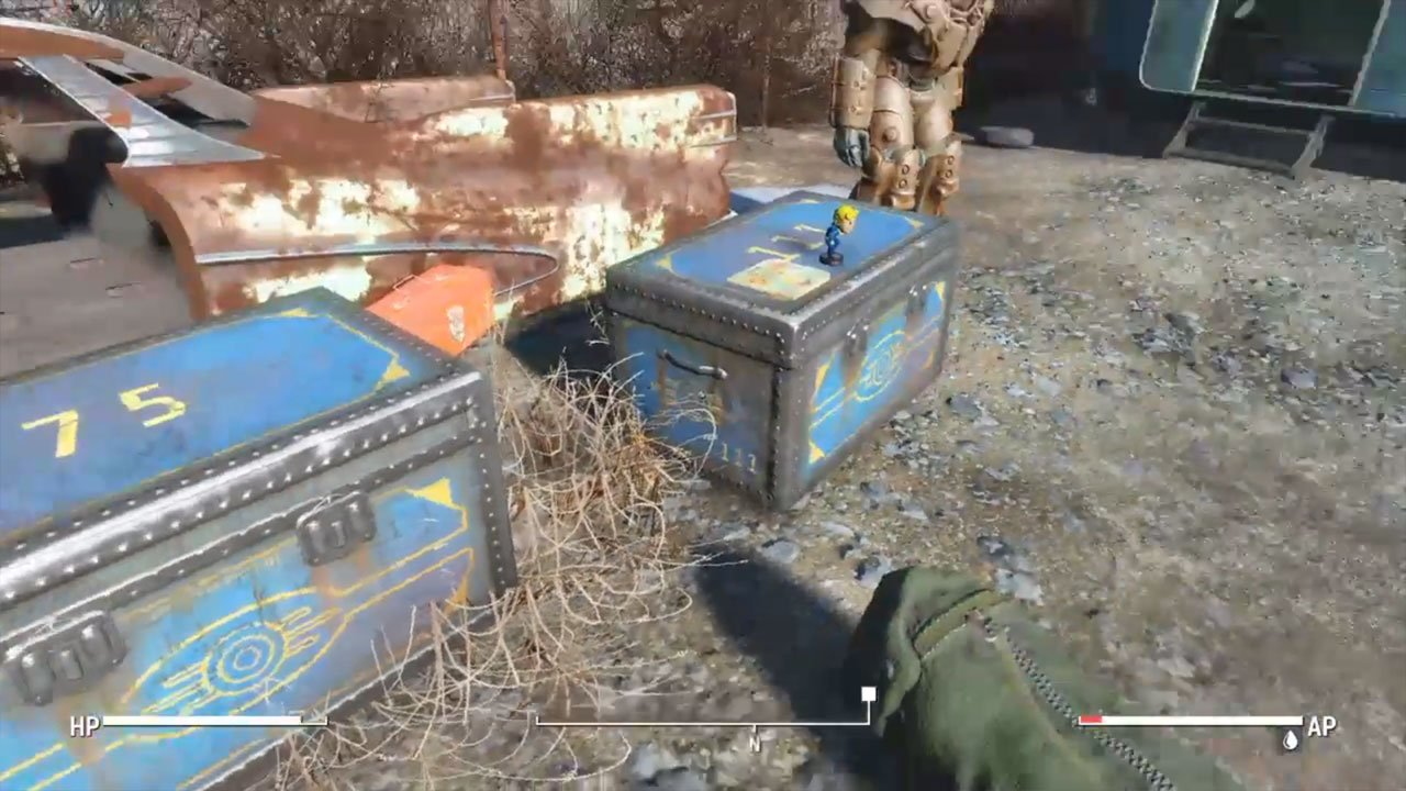 best fallout 4 mods survival ps4 2018 survival stash