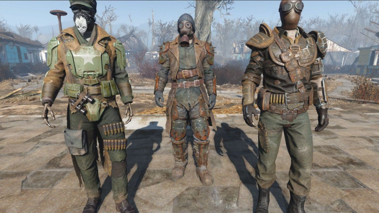 fallout 4 best armor mods xbox one under-wear