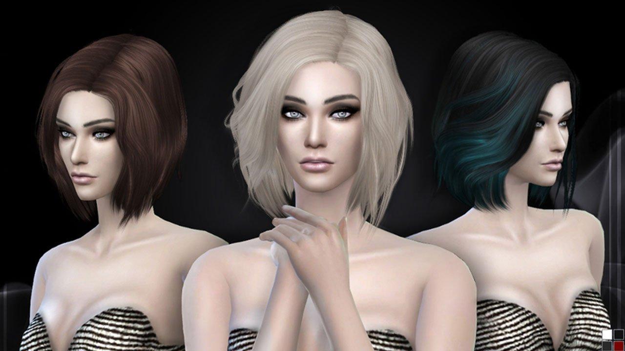sims 4 vapor hair style mod