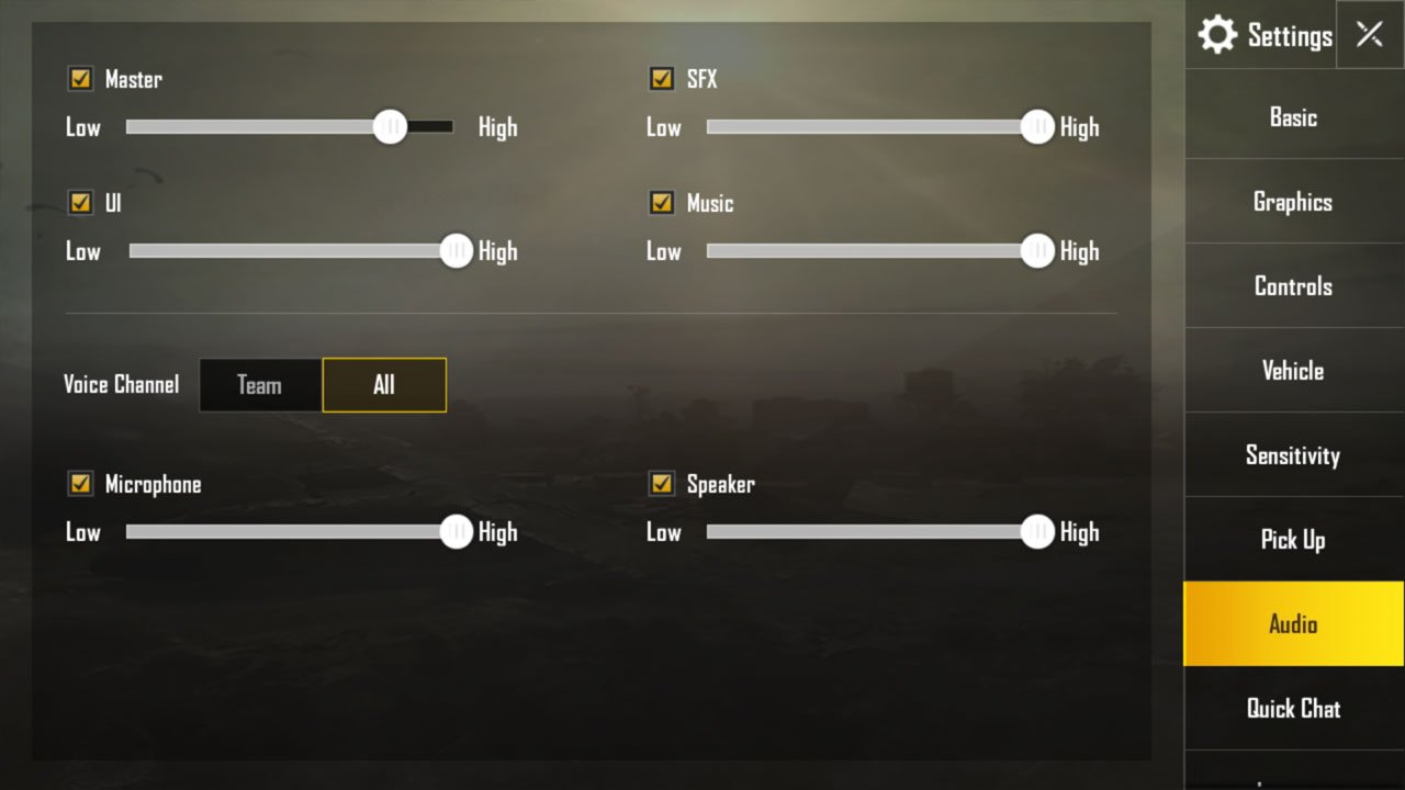 Setting Hd Pubg Mobile: PUBG Mobile: How To Enable Voice Chat & Talk To Players